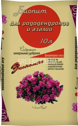 """Плодородная смесь Biopeat """"Для рододендронов и азалии"""""""