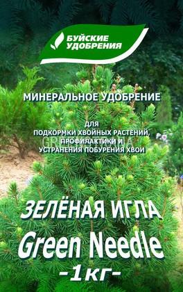 """Удобрение """"Зеленая Игла"""""""