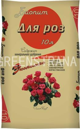 "Плодородная смесь Biopeat ""Для роз"""