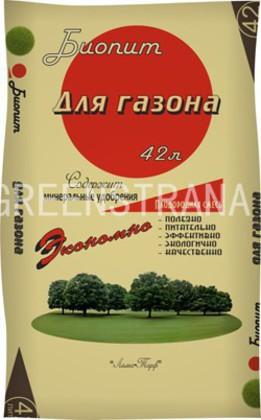 """Плодородная смесь Biopeat """"Для газона"""""""